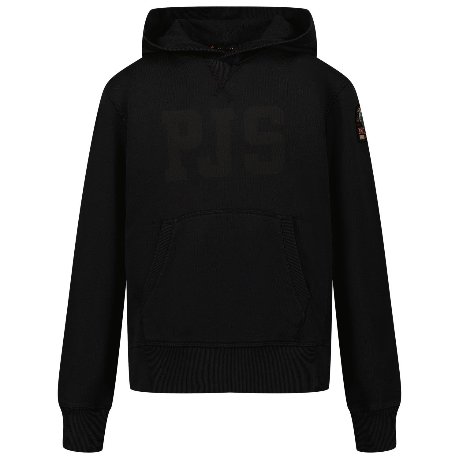 Picture of Parajumpers CF70 kids sweater black