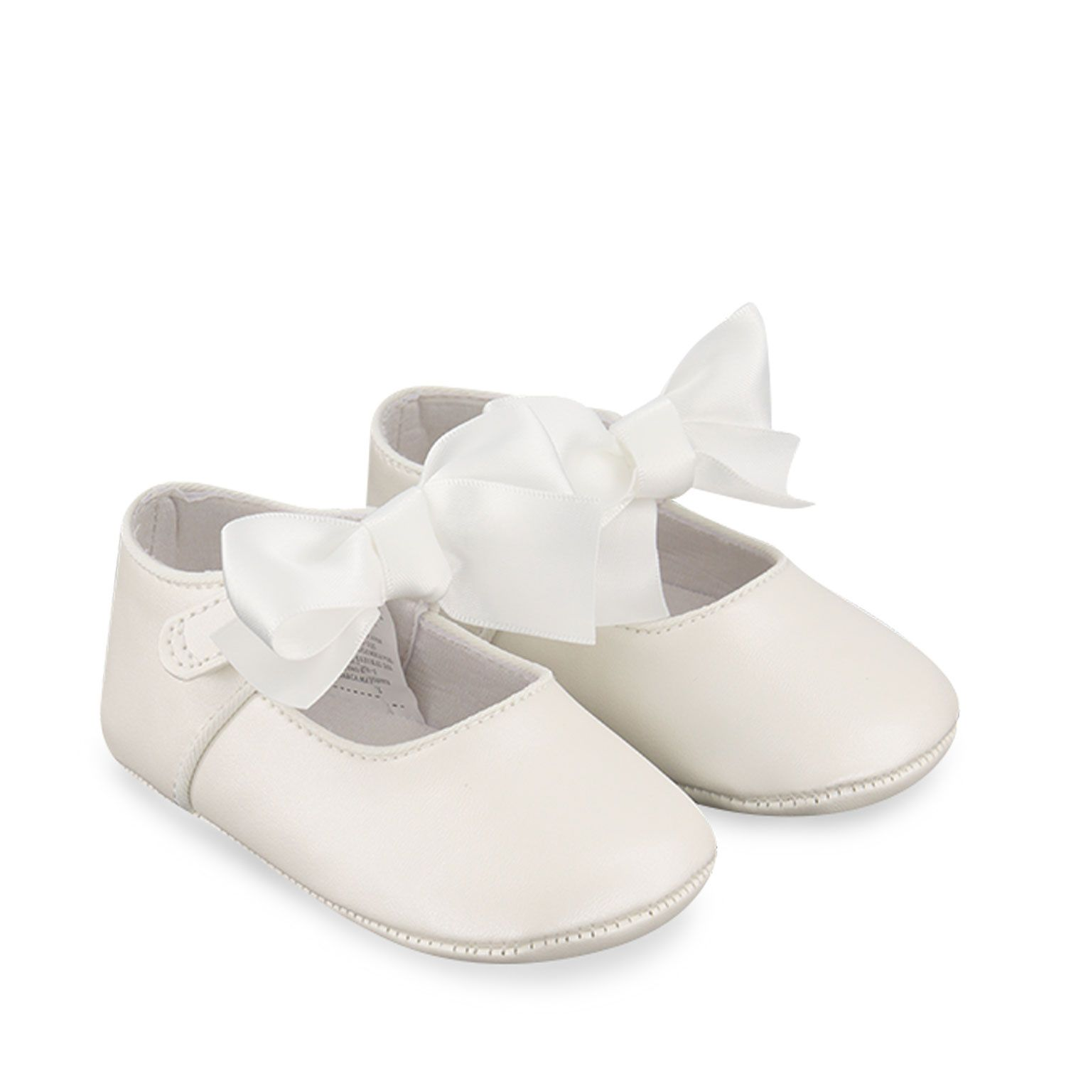 Picture of Mayoral 9404 baby shoes white