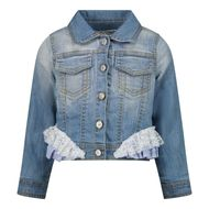 Afbeelding van Lapin 211E1210 babyjas jeans
