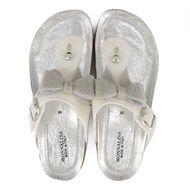 Bild von MonnaLisa 875034 Kinder-Flip-Flops Weiß