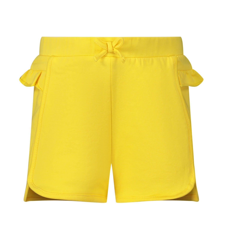 Afbeelding van Mayoral 1204 baby shorts geel