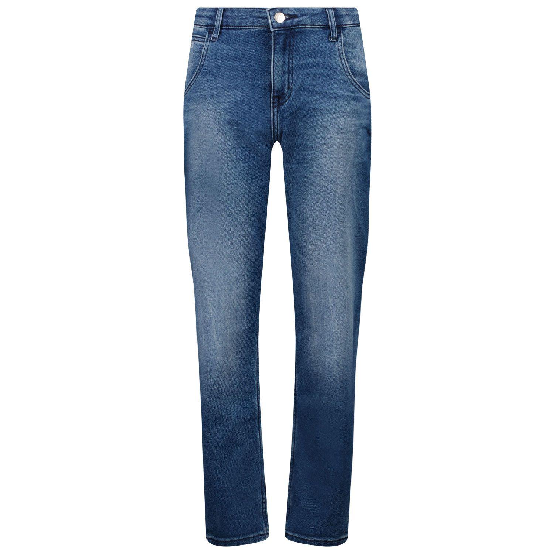Afbeelding van Calvin Klein IG0IG01075 kinder jeans jeans