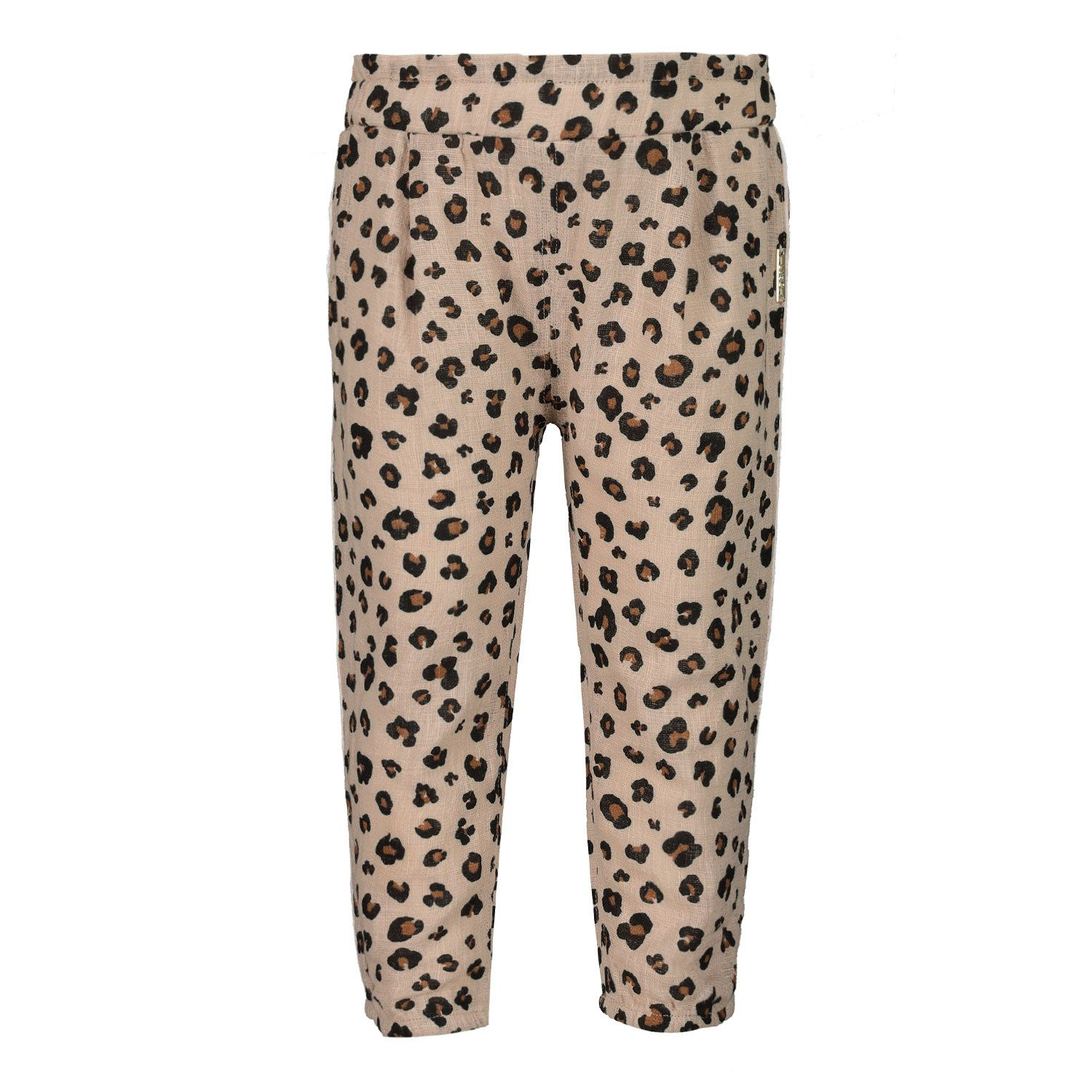 Picture of Liu Jo HA1037 baby pants panther