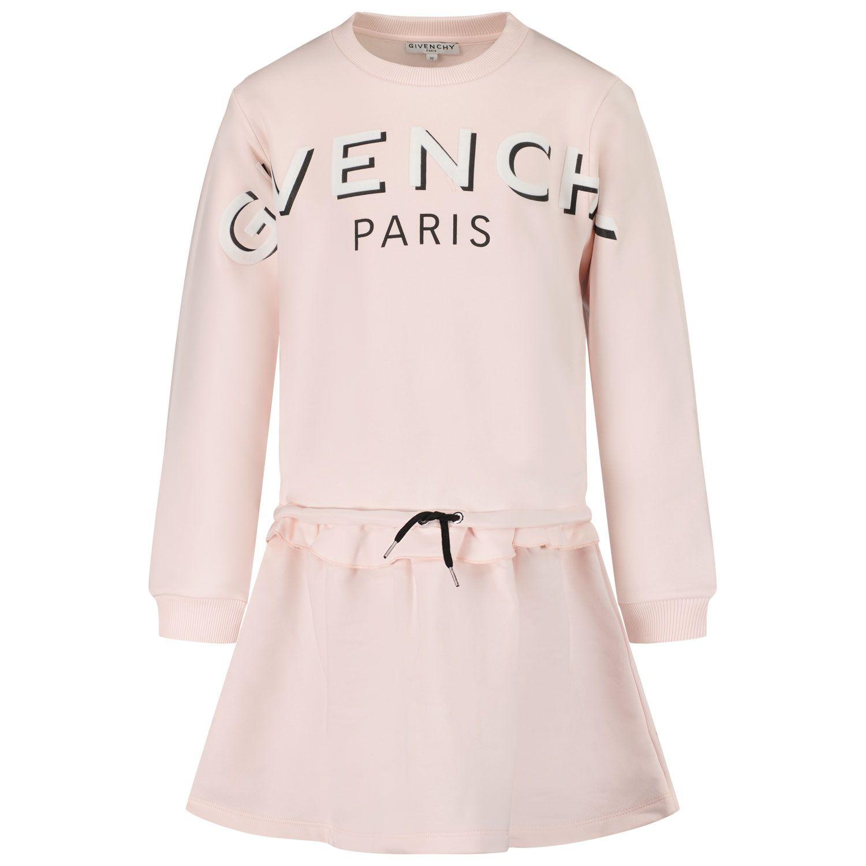 Bild von Givenchy H12168 Babykleid Hellrosa
