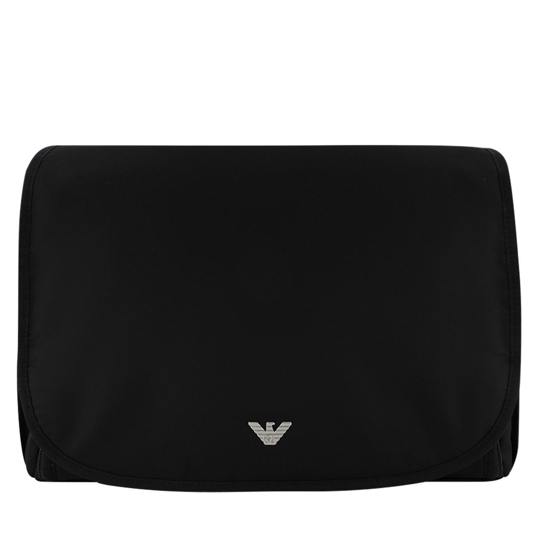 Picture of Armani 402145 diaper bags black