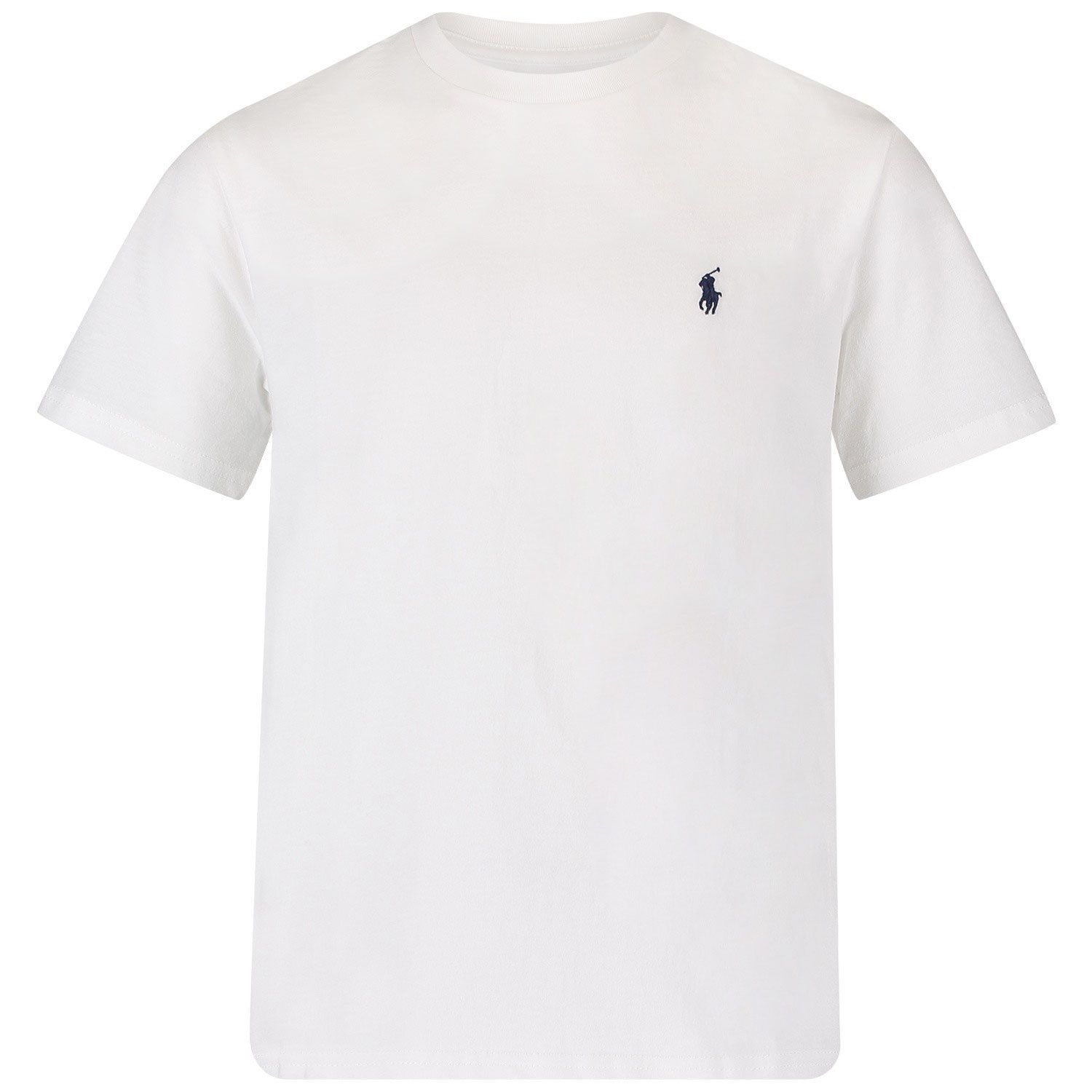 Picture of Ralph Lauren 674984 kids t-shirt white
