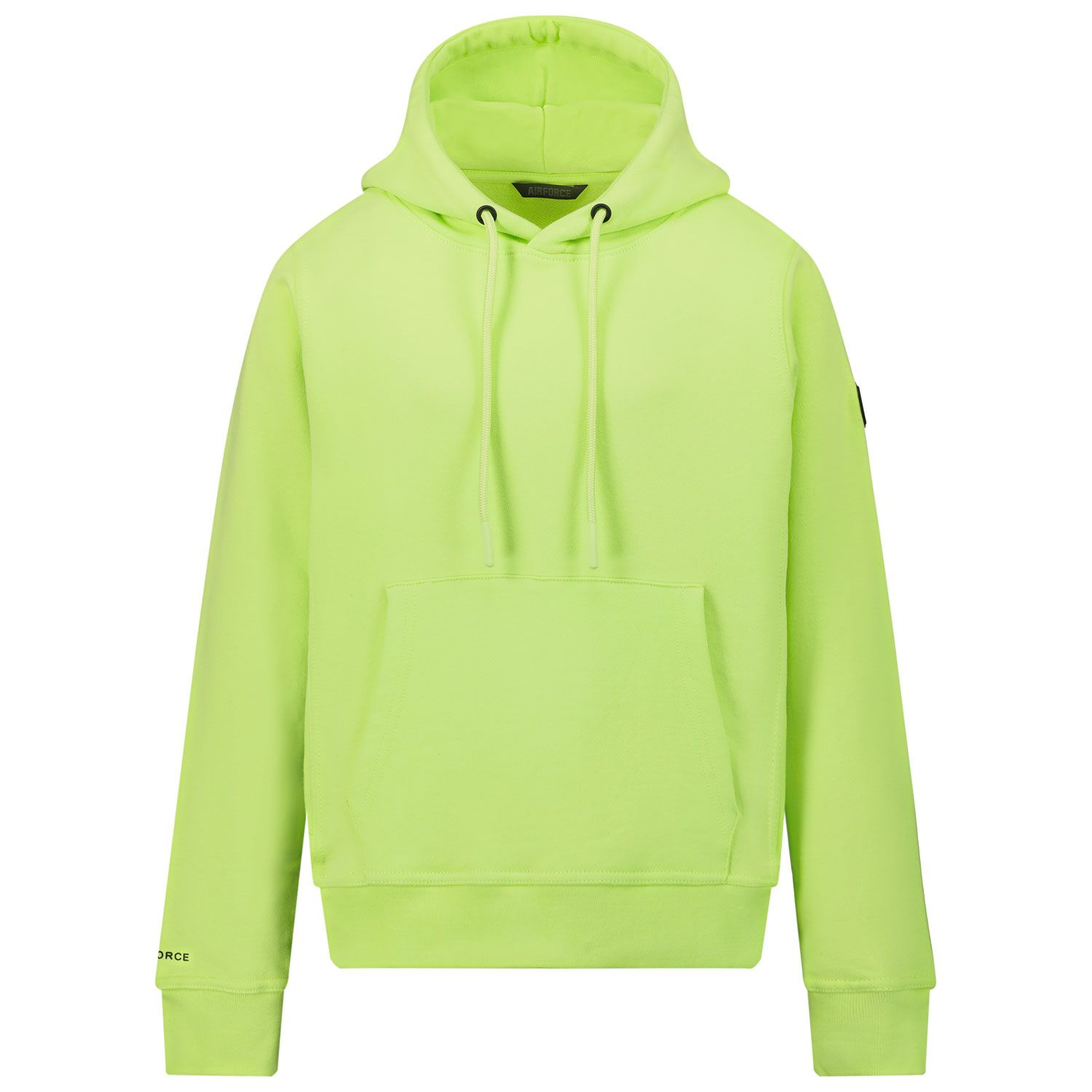 Picture of Airforce GEB0707 kids sweater fluoro green