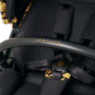 Afbeelding van Versace 1000397 babyaccessoire zwart