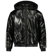 Picture of Guess J0YL07/WD1Y0 kids jacket black