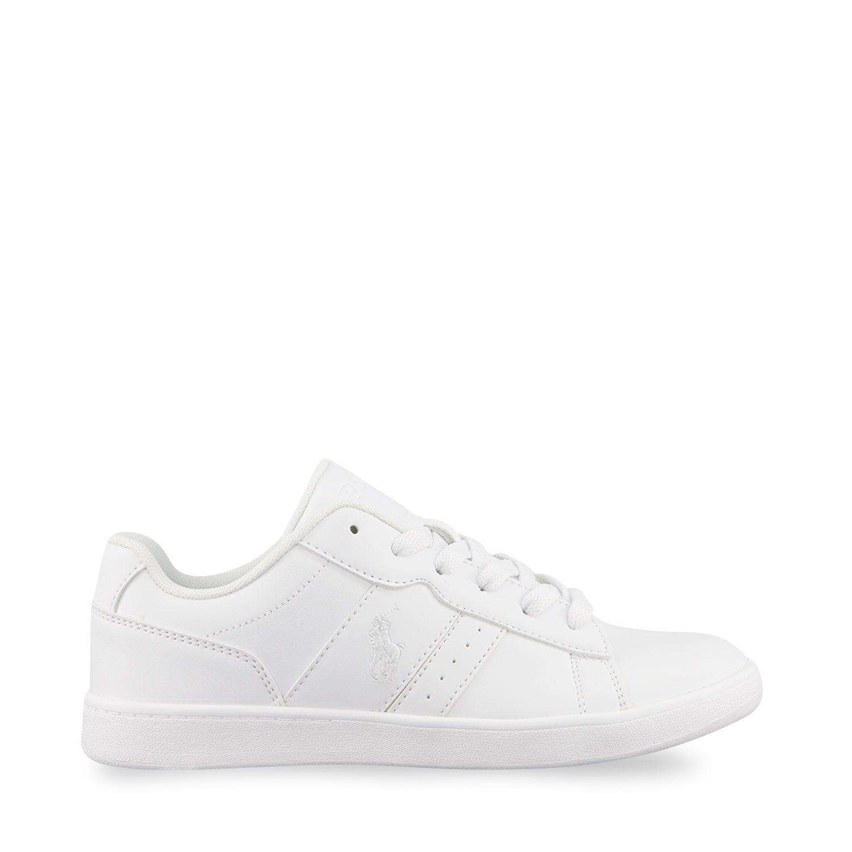 Picture of Ralph Lauren RF102882 kids sneakers white