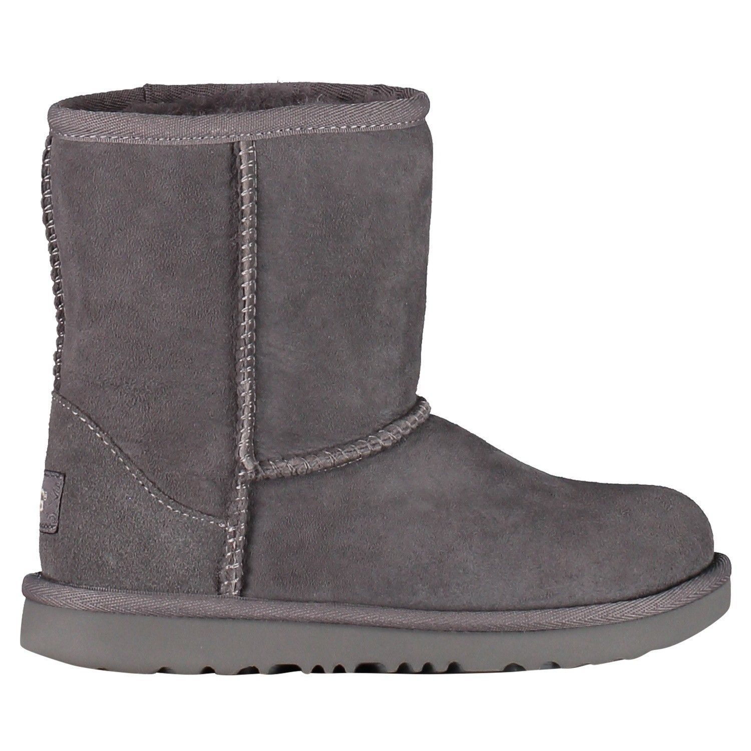 Picture of Ugg 1017703 kids boots grey