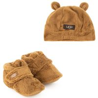 Picture of Ugg 1120951I baby slippers camel