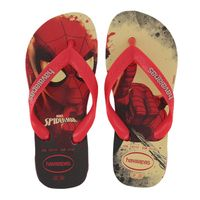 Picture of Havaianas 4139511 kids flipflops red