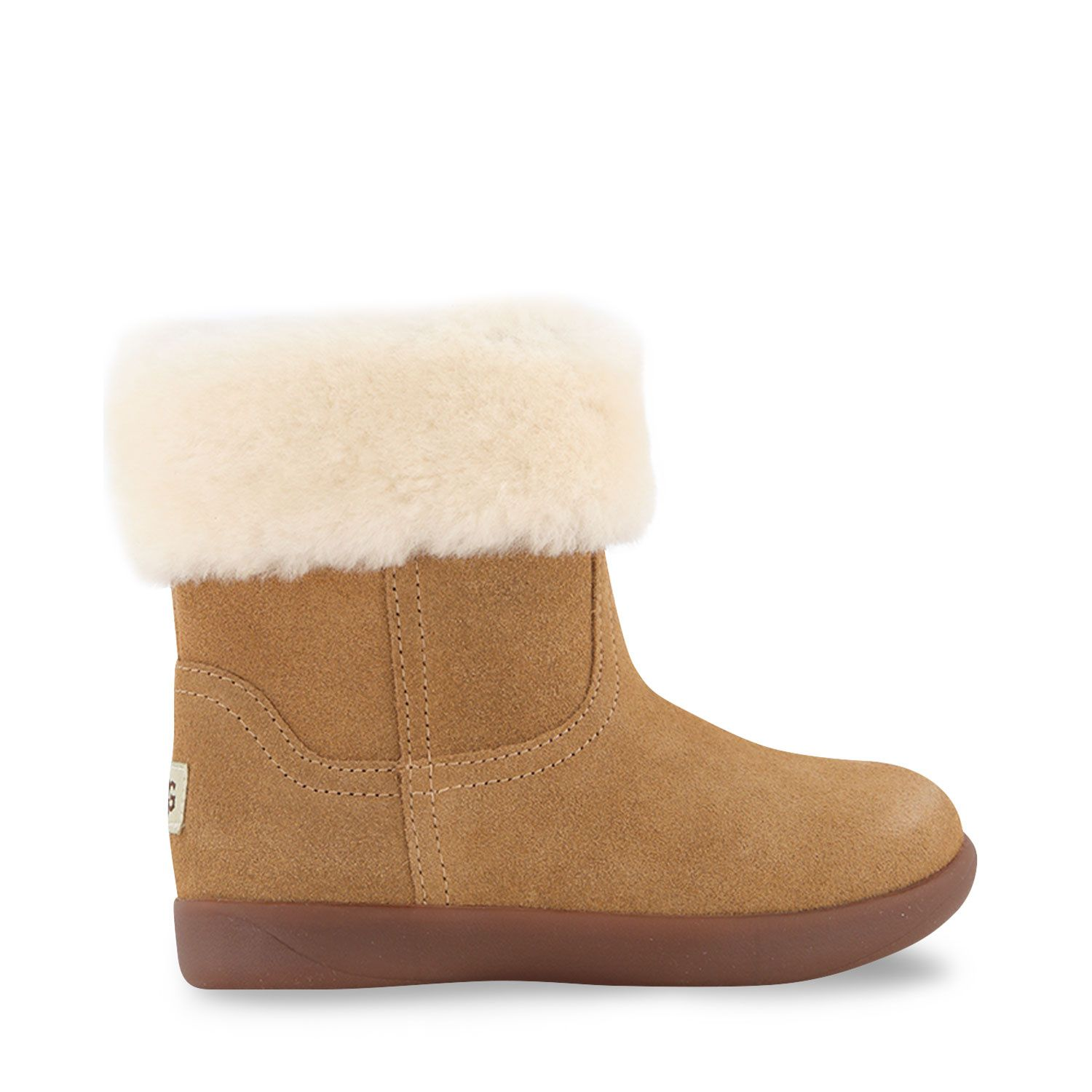 Picture of Ugg 1097034 kids boots camel