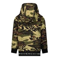 Afbeelding van Givenchy H05156 baby vest army