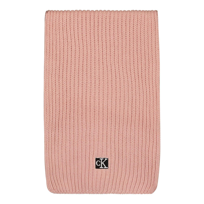 Picture of Calvin Klein IU0IU00220 kids scarf light pink