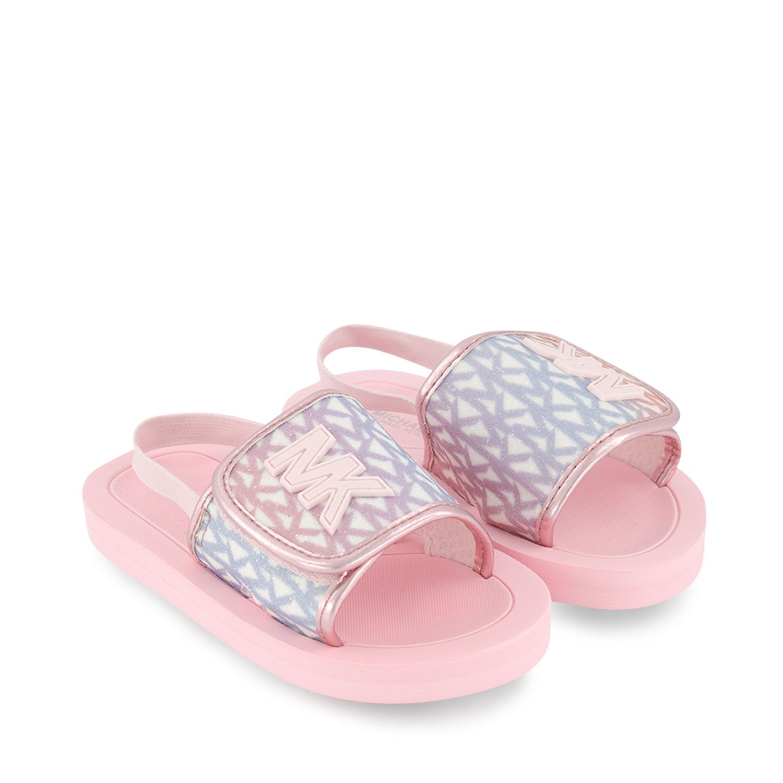 Bild von Michael Kors MK100029 T Kinder-Flip-Flops Hellrosa