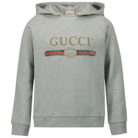 Picture of Gucci 532484 kids sweater light gray