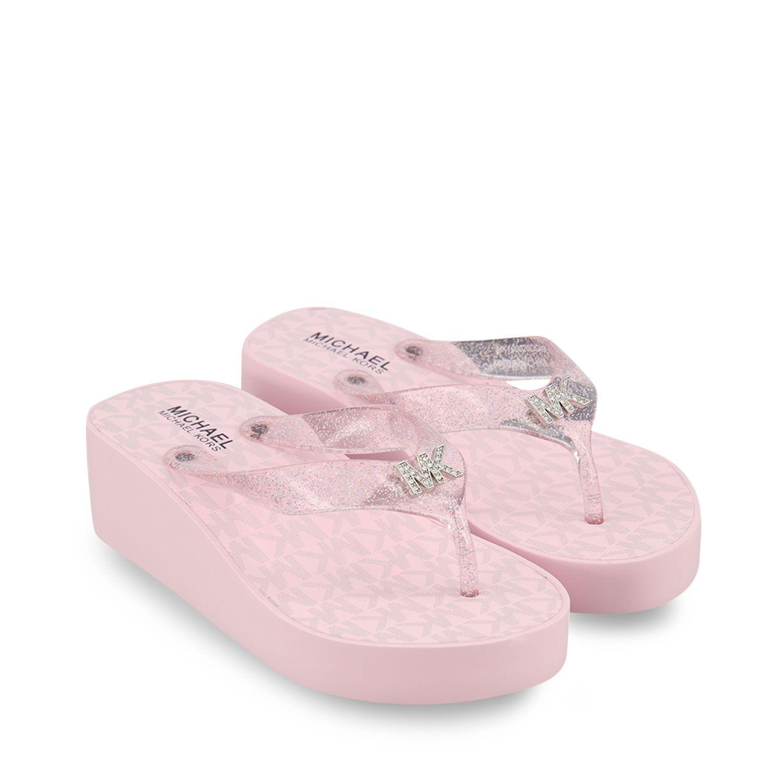 Bild von Michael Kors MK100020 Kinder-Flip-Flops Rosé