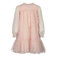 Picture of Gucci 629149 baby dress light pink