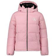 Afbeelding van Calvin Klein IG0IG00593 kinderjas licht roze