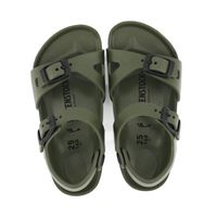 Picture of Birkenstock 1005682 kids sandals army