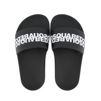 Picture of Dsquared2 67093 kids flipflops black