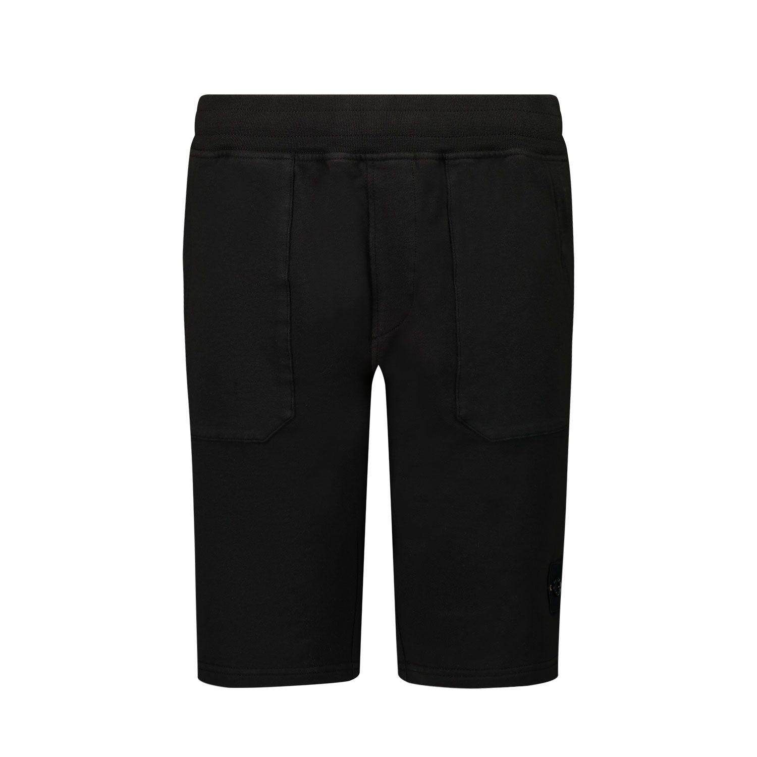 Picture of Stone Island 61442 kids shorts black