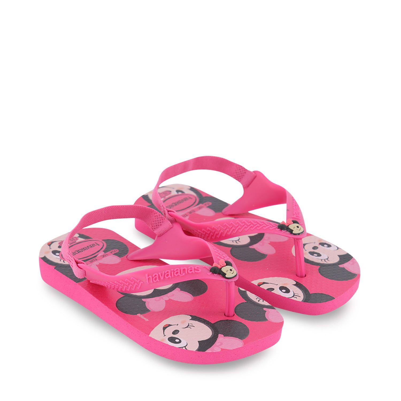 Afbeelding van Havaianas 4137007 kinderslippers roze