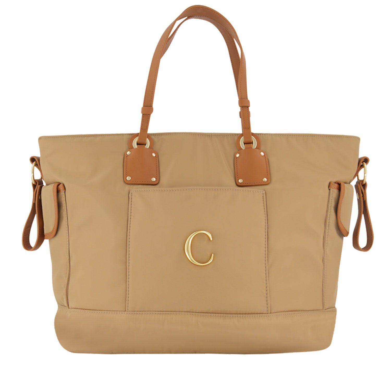 Picture of Chloé C90346 diaper bags beige