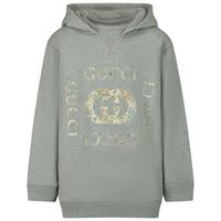 Picture of Gucci 647826 kids sweater light gray