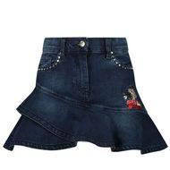 Bild von MonnaLisa 196702RA Kinderrock Jeans