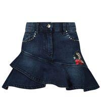 Picture of MonnaLisa 196702RA kids skirt jeans