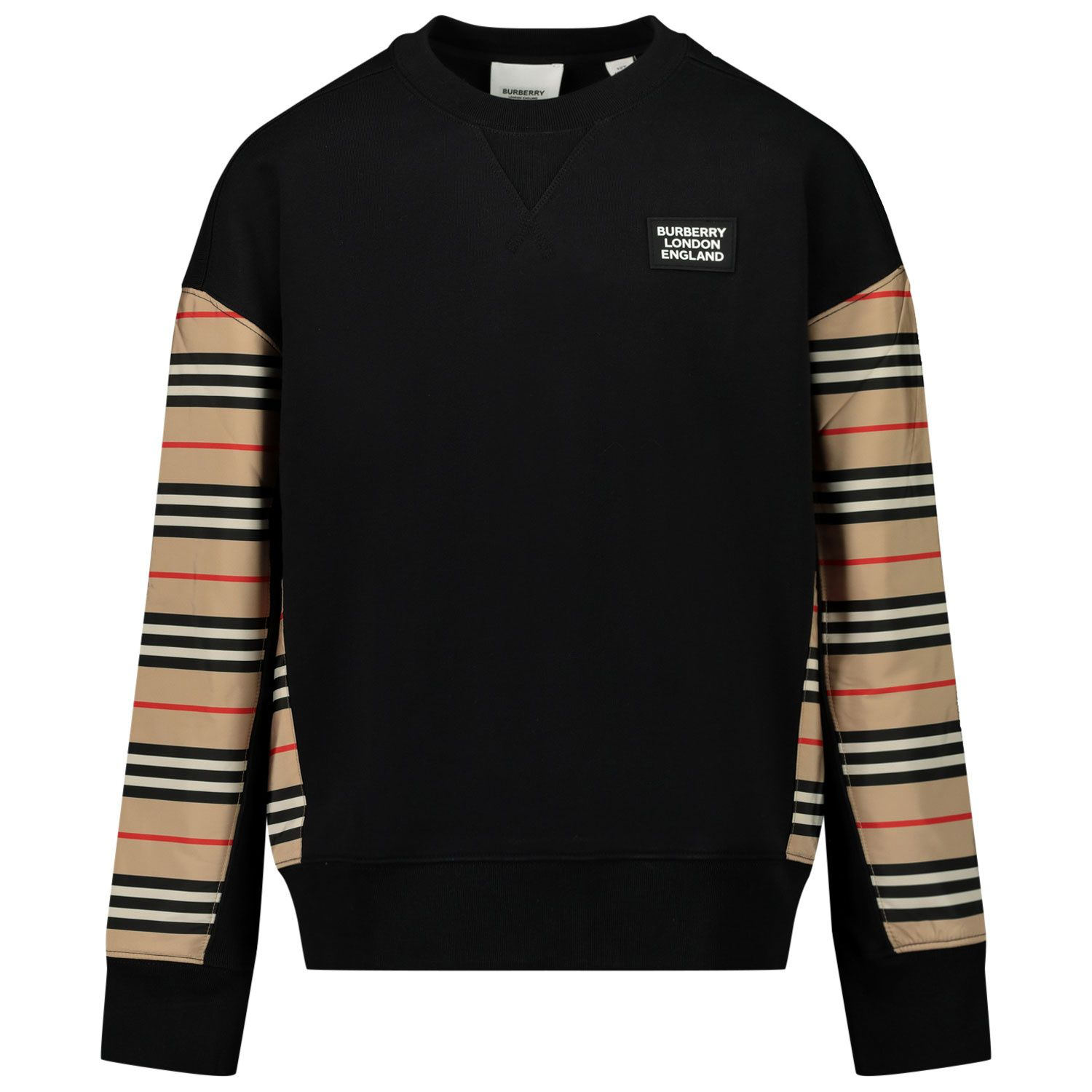 Picture of Burberry 8031656 kids sweater black