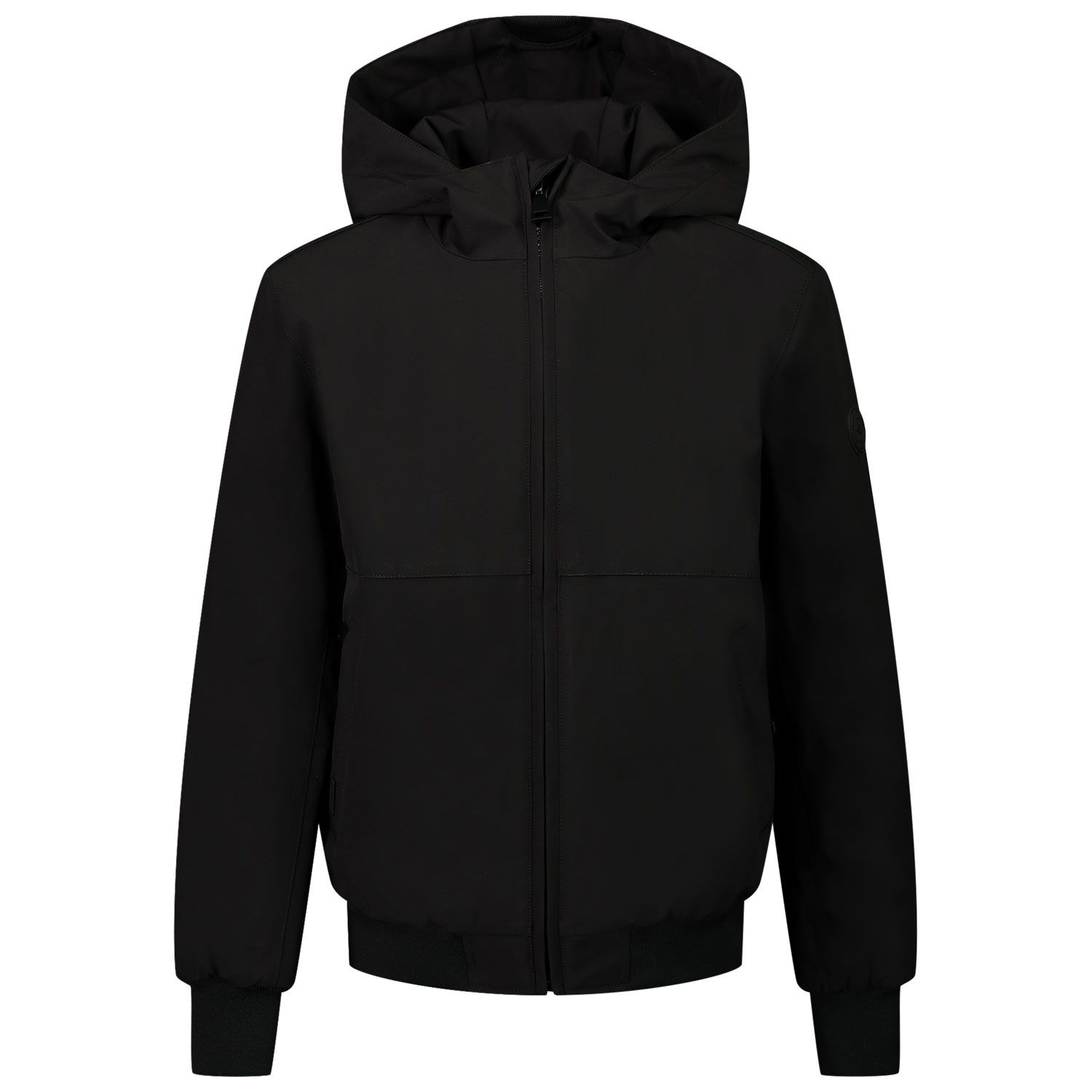 Picture of Airforce FRB0341 kids jacket black