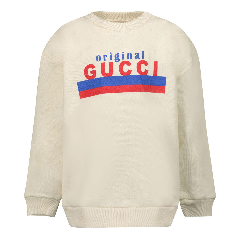 Bild von Gucci 629430 Babypullover Weiß
