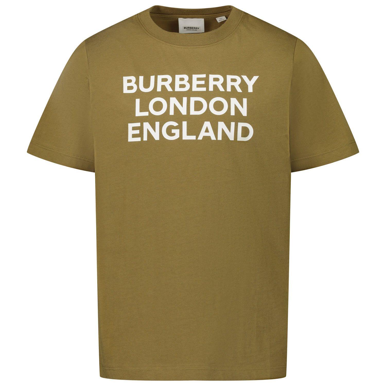 Bild von Burberry 8028808 Kindershirt Camouflage