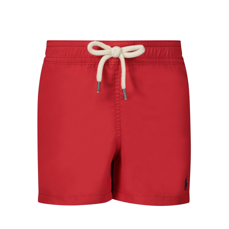 Bild von Ralph Lauren 320760269 Babyschwimmbekleidung Rot