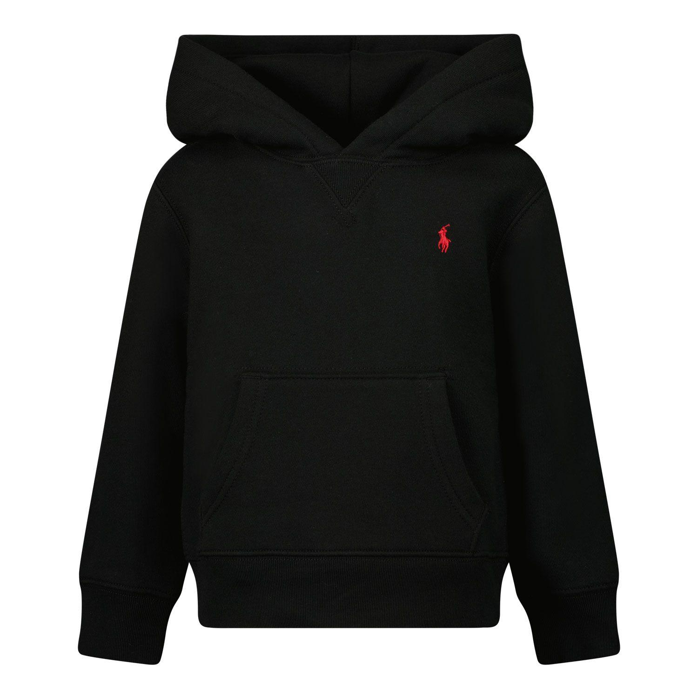 Picture of Ralph Lauren 749954 kids sweater black