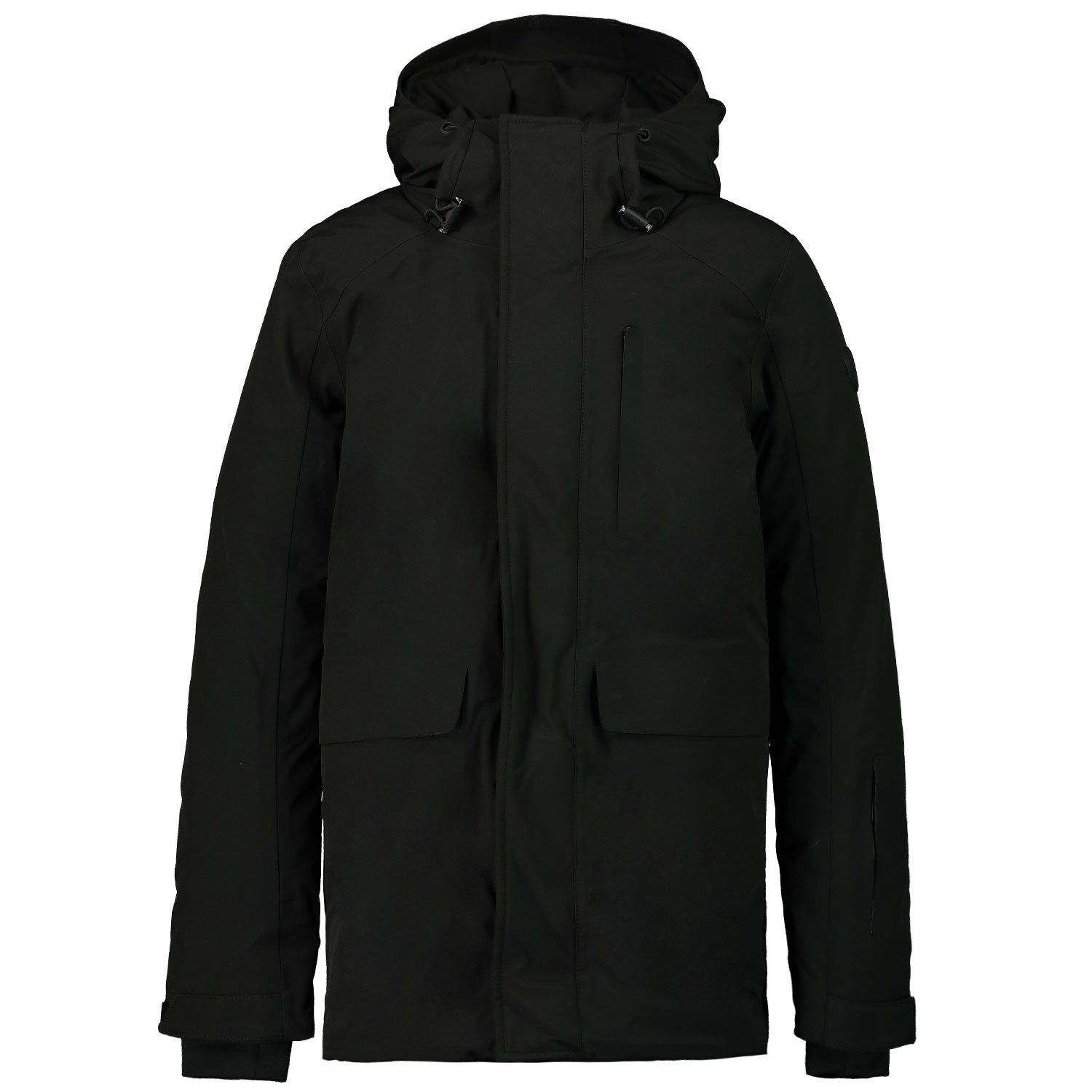Picture of Airforce HRB0640 kids jacket black