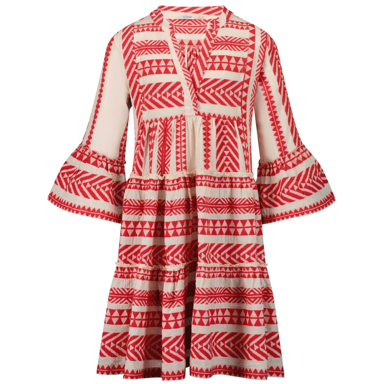 Bild von Devotion 0215011G Babykleid Rot