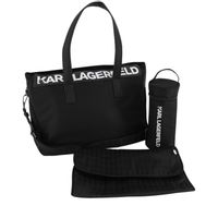 Picture of Karl Lagerfeld Z90022 diaper bags black