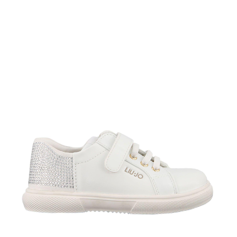 Picture of Liu Jo SARAH521 kids sandals white