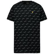 Afbeelding van Lyle & Scott LSC0848 kinder t-shirt zwart