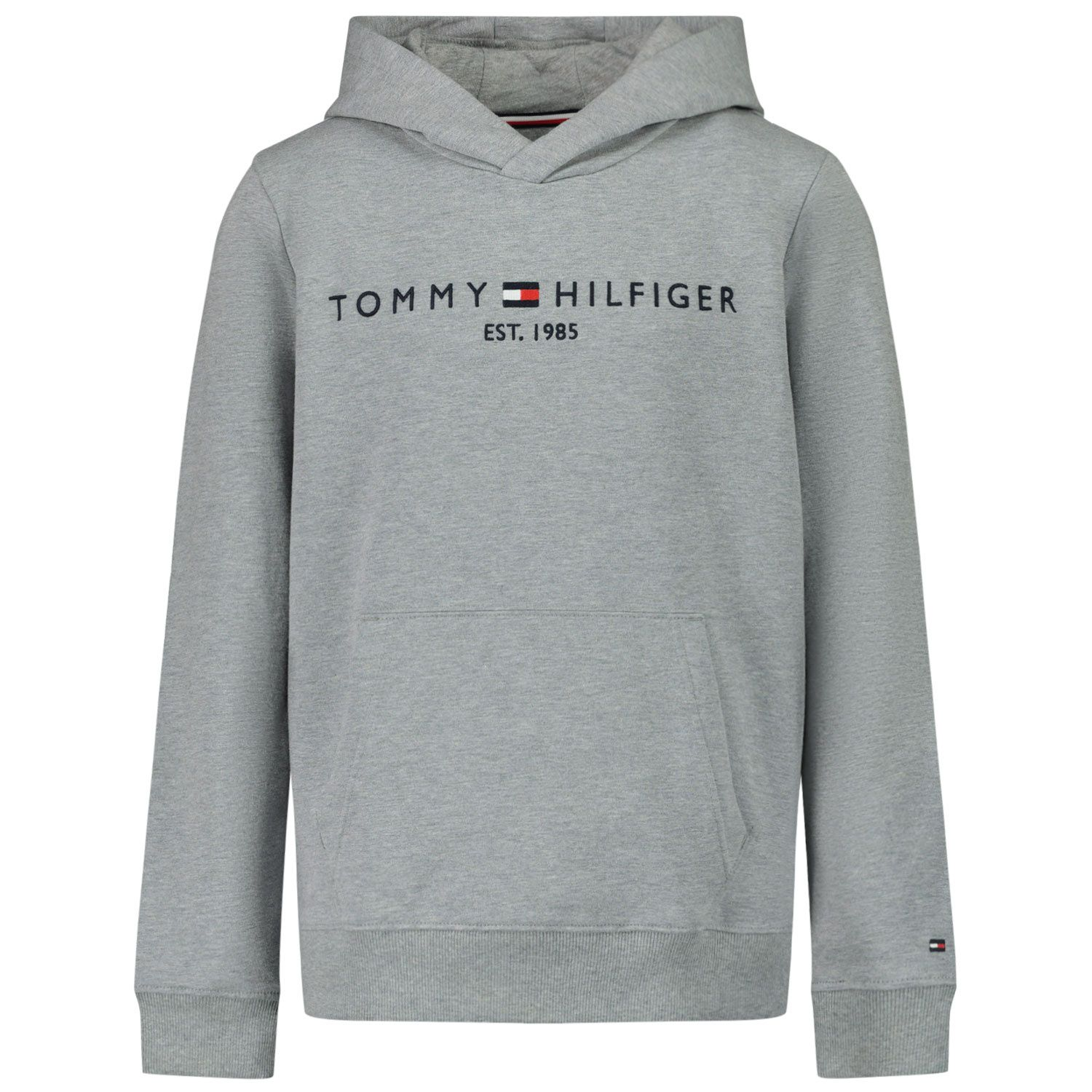 Picture of Tommy Hilfiger KB0KB05796 kids sweater grey
