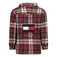 Picture of Tommy Hilfiger KB0KB06164B baby coat red