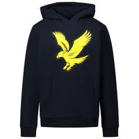 Picture of Lyle & Scott LSC0653 kids sweater navy