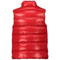 Picture of Moncler 1A12620 kids bodywarmer red