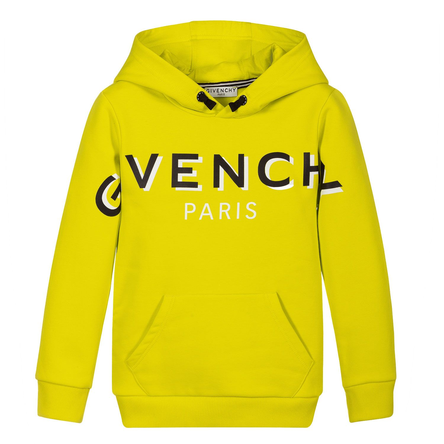 Picture of Givenchy H25275 kids sweater lime