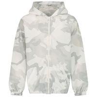 Picture of Dolce & Gabbana L4JB2I G7YJD kids jacket light gray